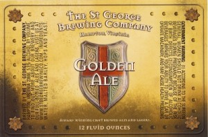 Golden Ale Label