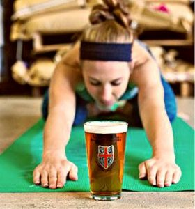 Yoga on Tap @ St. George Brewery | Hampton | Virginia | United States