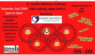 It's not too late to sign up and join us! #beergames #olympic #olympics #slayingordinarybeersince1998