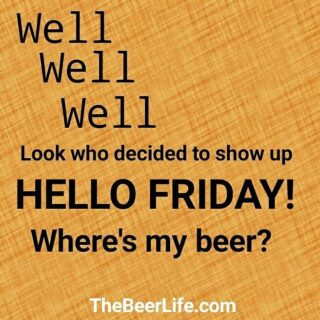 Happy Friday! Time for a brew and some yummy food from Georgia's Ribs and Catering! #slayingordinarybeer #craftbeer