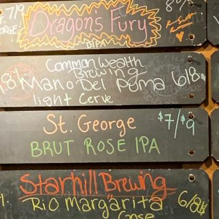 We have been spotted! Enjoy a pint of St George @countygrillyc Our taproom is open 12-9 with Teacher Appreciation Day -20% off all draft. #slayingordinarybeersince1998 #craftbeers #beerlove #beerondraft #teacherappreciation